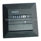Hours Run Counter (BZ142-1),hour meter,time counter
