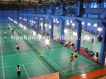 Indoor vinyl sports playground floor