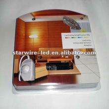 NEW!! 2012 hot sale SMD3528 LED DIY kit light(dimmer set D)