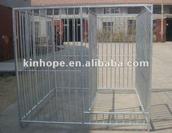 heavy duty galvanized steel dog kennel