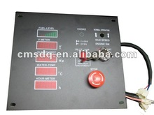 Display Control Panel for Gensets