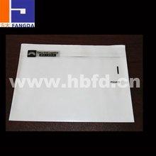 self adhesive C5 packing list envelope bulk