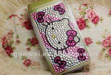 2012 new diamond mobile phone sticker