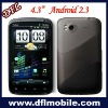 "G14 cell phone accessory 4.3"" Android 2.3 phone case W880"