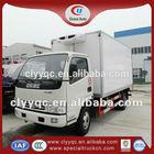 DF 15m3 mini refrigerator freeze truck