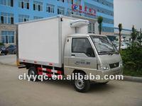 2t 6m3 mini refrigerator freeze truck