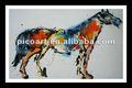 Cavalo abstrato pinturas a óleo, Cavalo de alta qualidade pinturas a óleo