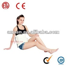 2012 infrared belly heating thermal belt with carbon fiber heating element for belly stomch leg waist MHP-E1215A