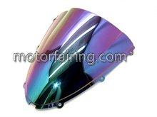 motorcycle racing windshield for Kawasaki ZX6R 05-08/ZX10R 06-07/ZX-6RR/ZX599 05-06