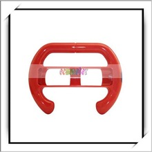 2012 Hot Selling For Wii Steering Wheel Red