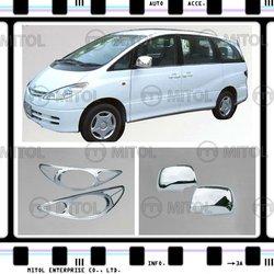 Auto Accessory Chrome Cover For Toyota Estima/Previa 01-05, Auto Parts