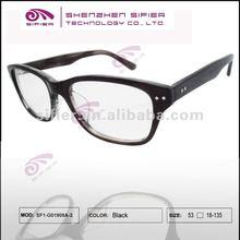 2012 Fashionable Acetate Reader Eyeglasses Top Quality