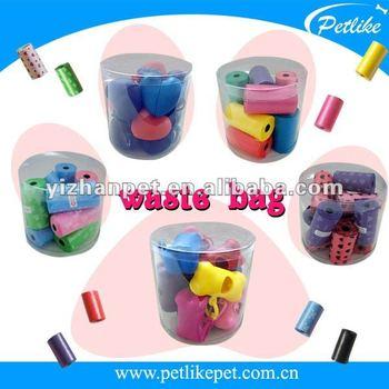 waste bag for dog