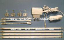 NEW!! 2012 hot sale 4ft mini led strip light (4ft Rigid Kit B)