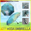 Off-Set Printing Umbrella