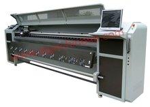 Limo printer with polaris 512 print head sign