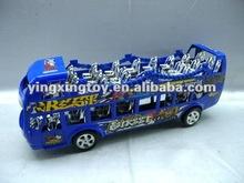 plastic children toy mini city bus