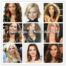 wave fashion human man hair full lace wigs
