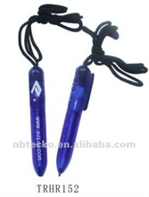 Promotional lanyard ball point pen