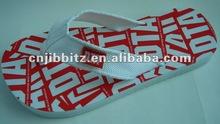 2012 fancy Flip flops