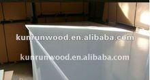 low price high quality white melamine plywood sheet