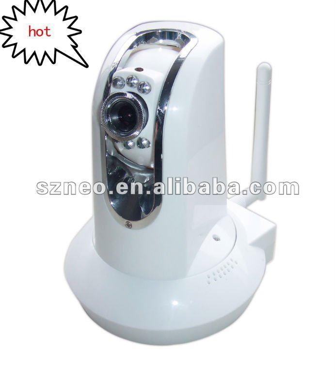 Indoor camera security system