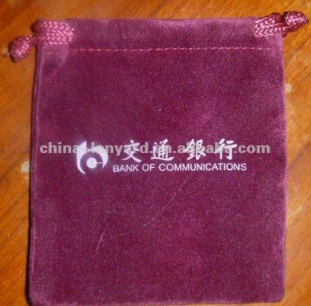 Mini Velvet Gifts Bags