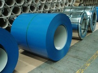 Cold rolled color coated steel coil