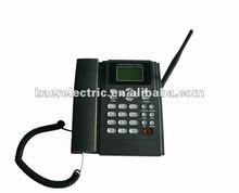 gsm gprs desktop phone KT1000 (137G) quad band phone