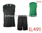 2012 NEW arrival custom style poly men's/women's/kids basketball uniform design/ shirts/top/vest shorts in cool dry mesh fabric
