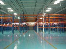 metal industrial shelves