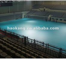 indoor soccer court vinyl/PVC floor covering