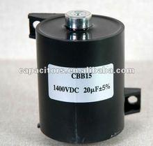 CBB15 Capacitor/20 MFD 1400VDC
