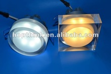 2012 New Product LED Crystal Ceiling Lamp with Acryl Lens