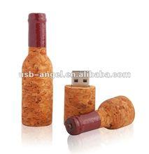 red wine bottle usb memory