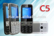 "ES-C5-20.2.0"" big speaker big battery dual SIM card GSM bar mobile phone"