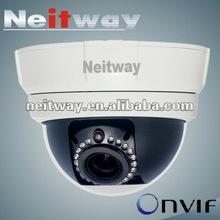 1080P Vandalproof IP Camera half dome