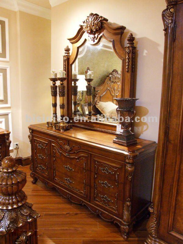 Antique Dresser Dressing Table
