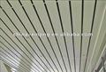 Lineal techo/tira de aluminio del techo ( iso9001, ce )