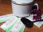 sachet stevia package
