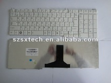100% bland new and original keyboard AEBLBJOO110-JA,V114346DJ1 JA REV:3A, for Toshiba