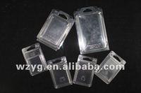 plastic PP blister packing