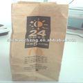 Eco embalagens de papel para frango frito