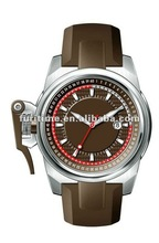 2012 silicon strap watch .