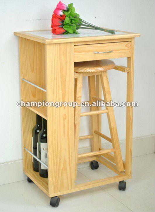 Piccolo mx-6920 kithcen bancone bar tavola, carrello da cucina ...