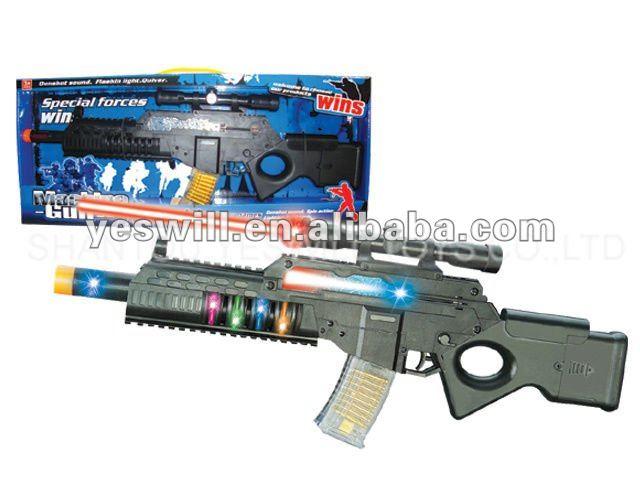 Electronic Toy Guns Electronic Machine Gun Toy