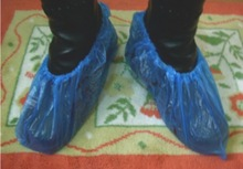 welding leather shoe cover