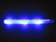 led flashing colorful foam stick