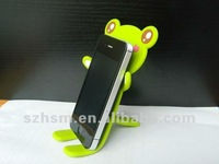 cute and fashion inflatable mobile phone holder