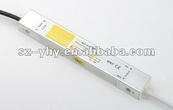 24v 36w waterproof electronic LED driver IP67